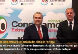 Badajoz conmemorará con actividades el Día de Portugal
