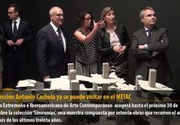 La Colección Antonio Cachola ya se puede visitar en el MEIAC