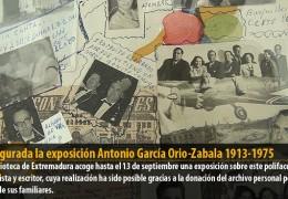 Inaugurada la exposición Antonio García Orio-Zabala 1913-1975