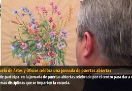 La Escuela de Artes y Oficios celebra una jornada de puertas abiertas