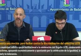 IU presenta una moción  para luchar contra la discriminación del colectivo LGTB