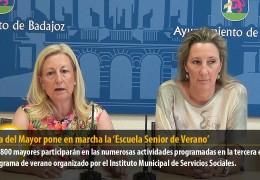 El Área del Mayor pone en marcha la 'Escuela Senior de Verano'