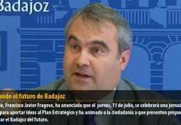 Diseñando el futuro de Badajoz