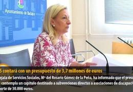El IMSS contará con un presupuesto de 3,7 millones de euros