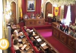 Pleno extraordinario de julio de 2013 del Ayuntamiento de Badajoz