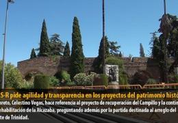El GMS-R pide agilidad y transparencia en los proyectos del patrimonio histórico