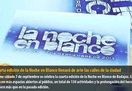 Las cuarta edición de la Noche en Blanco llenará de arte las calles de la ciudad