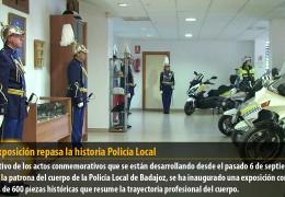 Una exposición repasa la historia Policía Local