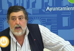 Sosa pide que se lleve por la vía civil el caso del Canal de Badajoz