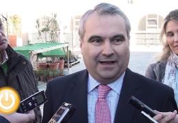 El alcalde se pronuncia sobre algunos temas de actualidad