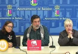 IU denuncia la violencia institucional que ejercen los gobiernos del PP