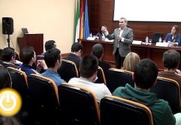 350 alumnos universitarios participan en las séptimas jornadas de emprendimiento
