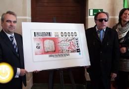 Cinco millones de cupones llevarán la imagen del Milenio del Reino de Badajoz