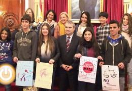 100 redacciones y 90 carteles concurren al VI Certamen de redacción y carteles contra la violencia de género