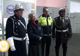 La policía más solidaria