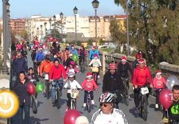 La Ciclocabalgata Solidaria alcanza los 1.000 participantes