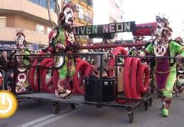 Las comparsas desfilarán el domingo de Carnaval