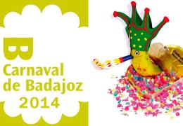3er dia de semifinales del Concurso de Murgas del Carnaval de Badajoz 2014