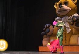 Concurso infantil de disfraces Carnaval 2014