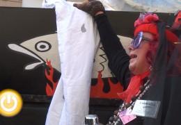Entierro de la Sardina Carnal de Badajoz 2014 Resumen