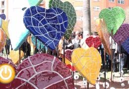 Badajoz dedica un monumento a las víctimas del terrorismo