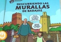 Una campaña didáctica mostrará las murallas de Badajoz a escolares de la ciudad