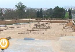 Inaugurada la rehabilitación del baluarte de San Pedro
