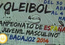 Badajoz acogerá el Campeonato de España de voleibol juvenil