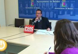 El PSOE critica que el número de multas se haya incrementado un 230% en los últimos años