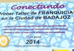 El 13 de mayo se celebrará el I Taller de Franquicias Ciudad de Badajoz