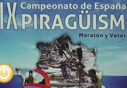 El Guadiana acogerá el  XIX Campeonato de España de Maratón y Veteranos de Piragüismo
