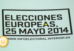 Sorteo para cubrir las 148 mesas electorales para las elecciones europeas