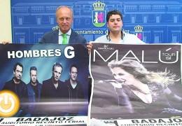 Hombres G y Malú actuarán en las Feria de San Juan 2014