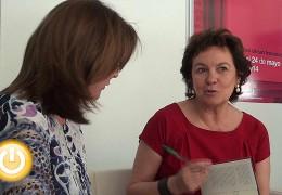 """Clara Sánchez: """"Los sentimientos mueven el mundo"""""""