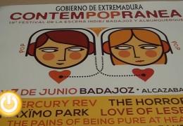 Presentación oficial del Festival ContemPoPranea 2014 en Badajoz