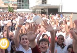 Más de 600 niños participan en la 2ª edición del Frutellón