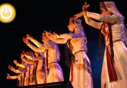 XXXIV Festival Folklórico Internacional de Extremadura