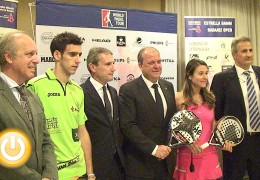 World Padel Tour esta semana en Badajoz
