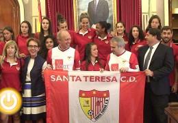 El Santa Teresa hace historia: ya es equipo de Primera División Femenina