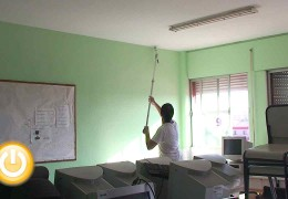 La próxima semana comienzan las labores de mantenimiento de los colegios