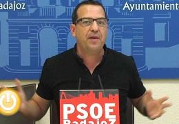 El PSOE asegura que el Gobierno municipal utiliza a la Policía Local con fines electorales