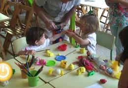 Los más pequeños viven el verano en Castelar