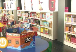La biblioteca de Santa Ana abre sus puertas