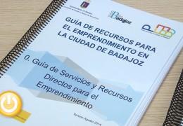La Concejalía de Empleo edita 6 guías para fomento del emprendimiento