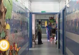 Los centros educativos listos para la vuelta al cole
