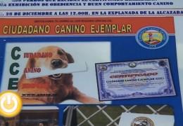 Los perros de Badajoz se prepararán para ser 'ciudadanos ejemplares'