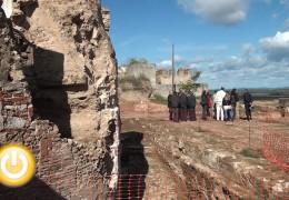 Ayuntamiento y Junta invierten 2 millones de euros en la rehabilitación de un nuevo tramo de la Alcazaba
