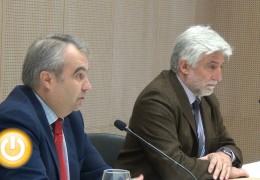 Renovado el convenio entre Caja de Badajoz y el Ayuntamiento