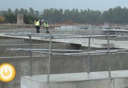 La obra de saneamiento y depuración atenderá las necesidades de 385.000 habitantes