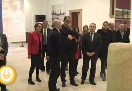 El alcalde visita Campomaior